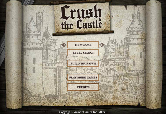 Play Crush the Castle