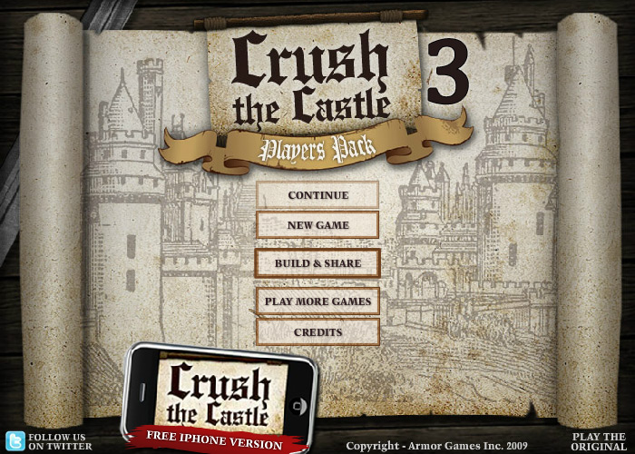 Play Crush the Castle 3
